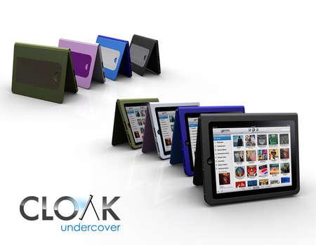Sleek iPad Bag